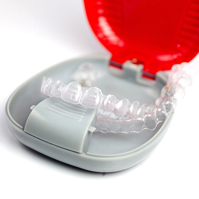 Clear Correct orthodontic treatment